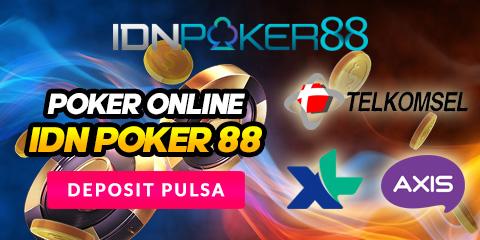 Pilihan Judi 24 Jam Dan Deposit Mudah Bersama Situs Poker88