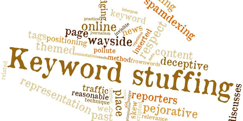 A Keyword Stuffing Program Won't Increase Website Traffic